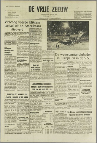 de Vrije Zeeuw 1968-01-11
