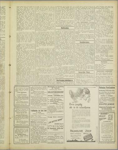 De Zeeuw. Christelijk-historisch nieuwsblad voor Zeeland 1924-10-31