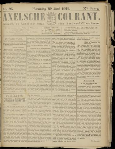 Axelsche Courant 1921-06-29