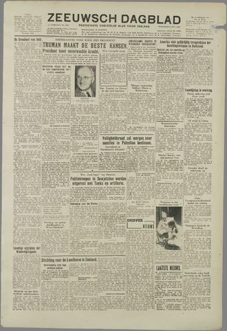 Zeeuwsch Dagblad 1948-11-03
