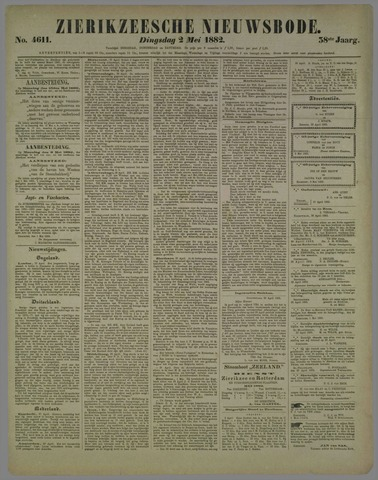 Zierikzeesche Nieuwsbode 1882-05-02