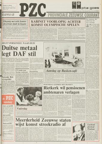 Provinciale Zeeuwse Courant 1984-06-16