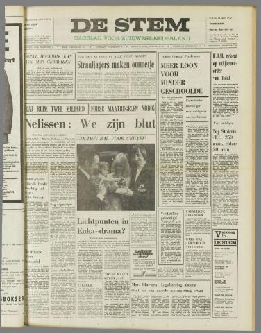 de Stem 1972-04-14