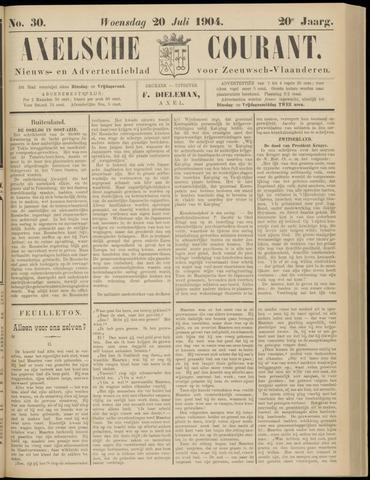 Axelsche Courant 1904-07-20