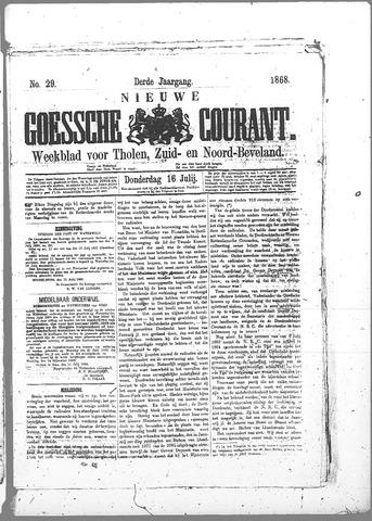 Nieuwe Goessche Courant 1868-07-16