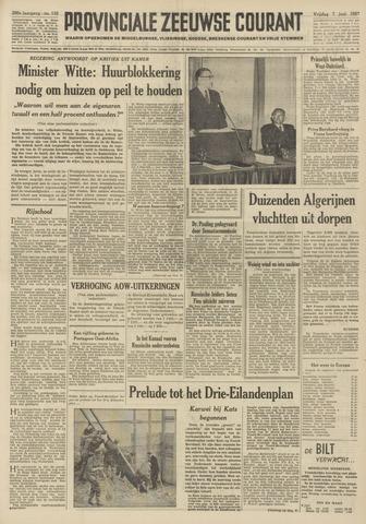 Provinciale Zeeuwse Courant 1957-06-07