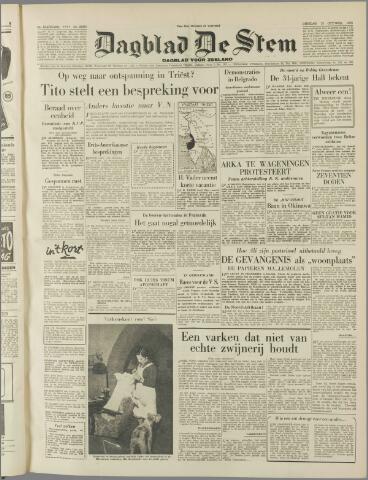 de Stem 1953-10-13
