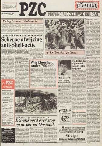 Provinciale Zeeuwse Courant 1986-05-13