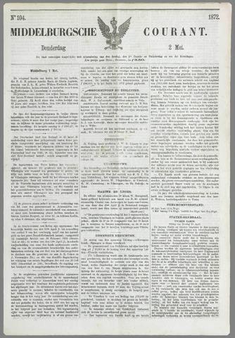 Middelburgsche Courant 1872-05-02