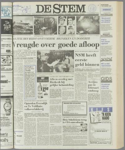 de Stem 1983-12-01