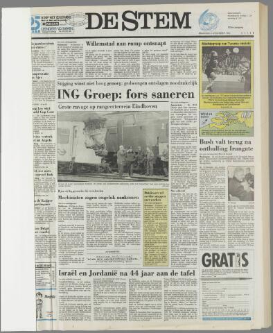 de Stem 1992-11-02
