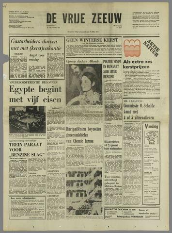 de Vrije Zeeuw 1973-12-22