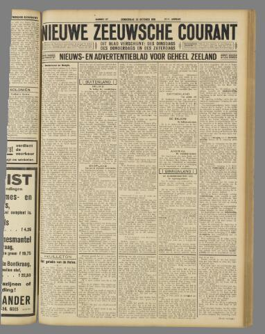 Nieuwe Zeeuwsche Courant 1931-10-29