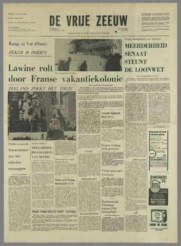 de Vrije Zeeuw 1970-02-11
