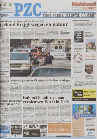 Provinciale Zeeuwse Courant 2005-03-12