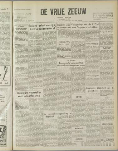de Vrije Zeeuw 1958-04-01