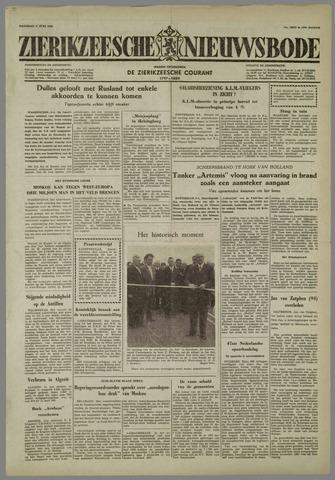 Zierikzeesche Nieuwsbode 1958-06-09