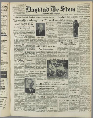 de Stem 1951-09-20