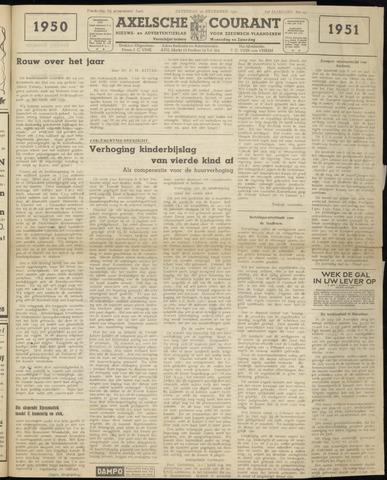 Axelsche Courant 1950-12-30