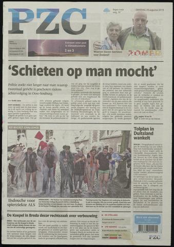 Provinciale Zeeuwse Courant 2014-08-26
