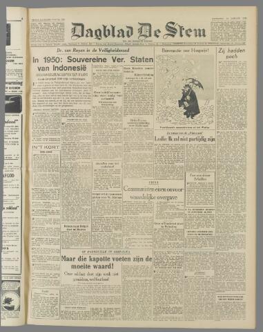 de Stem 1949-01-15