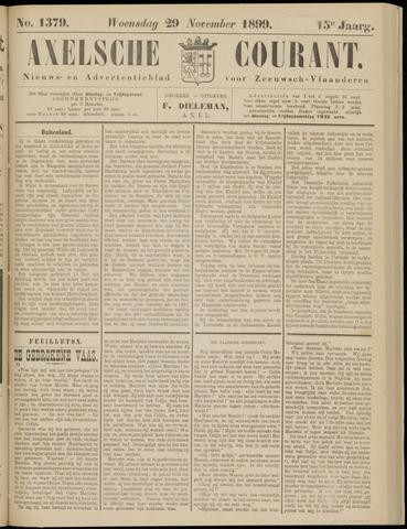 Axelsche Courant 1899-11-29