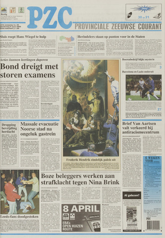Provinciale Zeeuwse Courant 2000-04-06