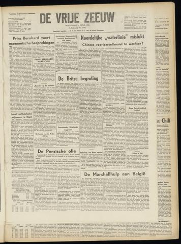 de Vrije Zeeuw 1951-04-11