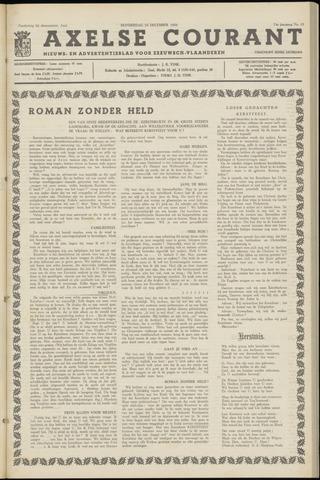 Axelsche Courant 1959-12-24