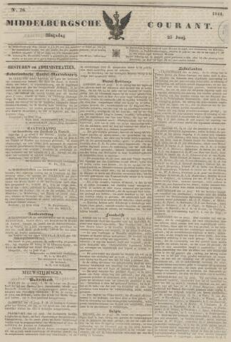 Middelburgsche Courant 1844-06-25
