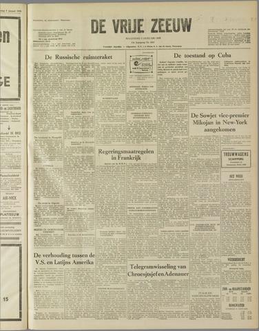 de Vrije Zeeuw 1959-01-05