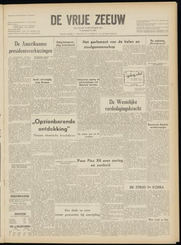 de Vrije Zeeuw 1952-09-15