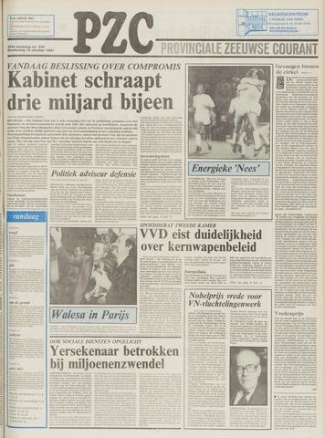 Provinciale Zeeuwse Courant 1981-10-15