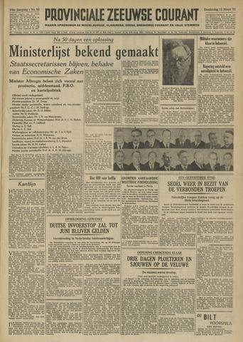 Provinciale Zeeuwse Courant 1951-03-15