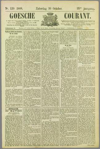 Goessche Courant 1908-10-10