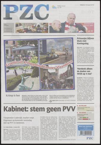 Provinciale Zeeuwse Courant 2014-03-14