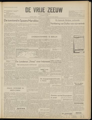 de Vrije Zeeuw 1954-01-22