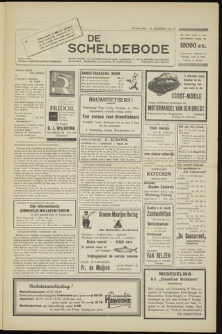 Scheldebode 1954-05-28