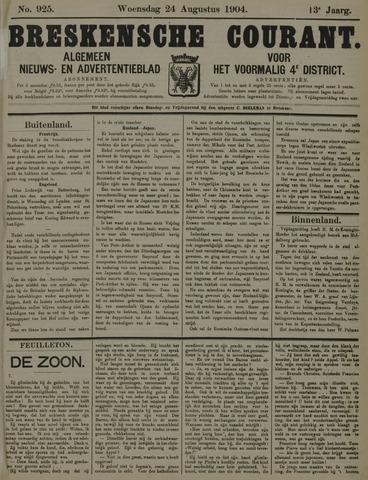 Breskensche Courant 1904-08-24