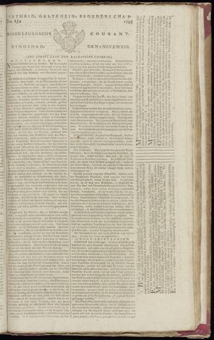 Middelburgsche Courant 1795-11-03