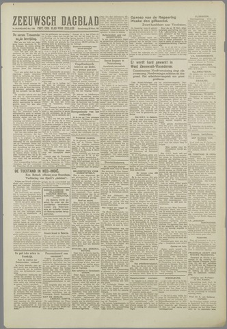 Zeeuwsch Dagblad 1945-11-22