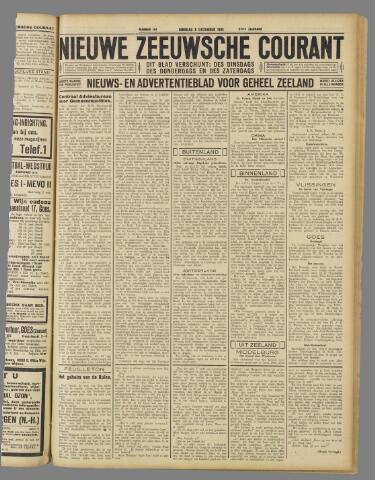Nieuwe Zeeuwsche Courant 1931-12-08