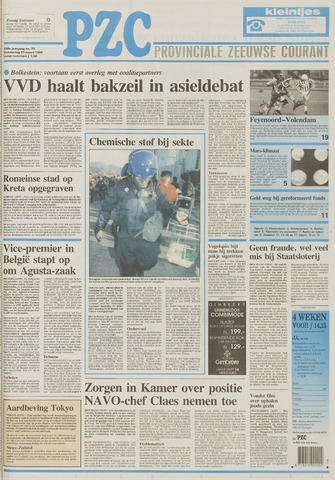 Provinciale Zeeuwse Courant 1995-03-23