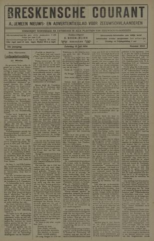 Breskensche Courant 1924-07-19