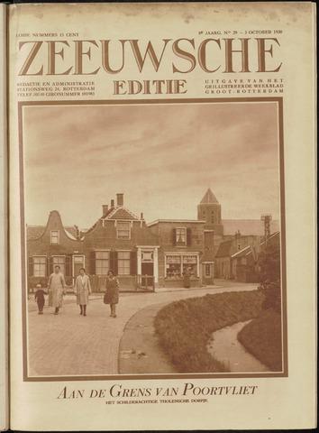 Ons Zeeland / Zeeuwsche editie 1930-10-03