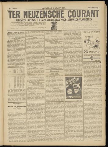 Ter Neuzensche Courant. Algemeen Nieuws- en Advertentieblad voor Zeeuwsch-Vlaanderen / Neuzensche Courant ... (idem) / (Algemeen) nieuws en advertentieblad voor Zeeuwsch-Vlaanderen 1935-03-06