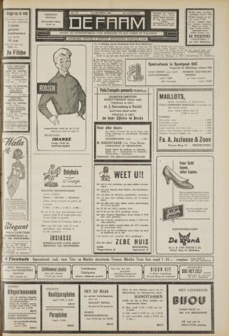 de Faam en de Faam/de Vlissinger 1960-10-14