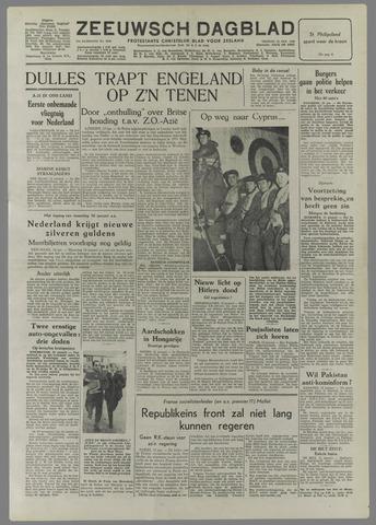Zeeuwsch Dagblad 1956-01-13