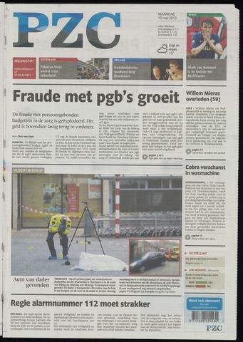 Provinciale Zeeuwse Courant 2013-05-13