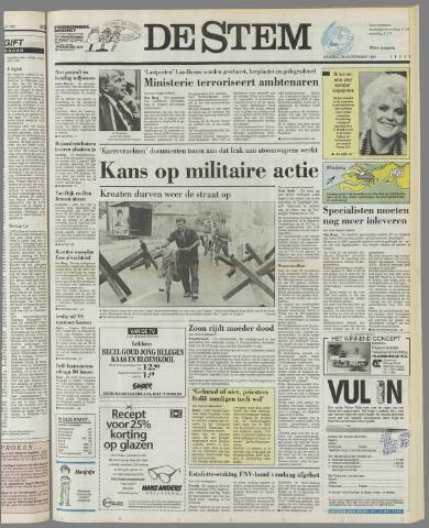 de Stem 1991-09-24